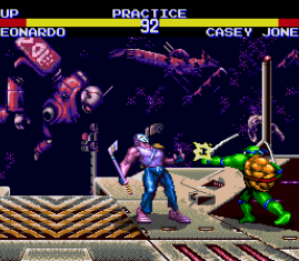 TMNT - Tournament Fighters