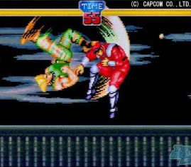 Super Street Fighter II X - Revival