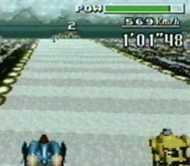 F-Zero for Game Boy Advance