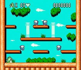 Bubble Bobble Part 2